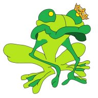 Green-Toads