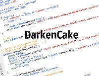 DarkenCake